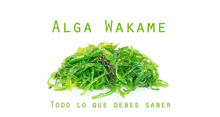 alga wakame beneficios